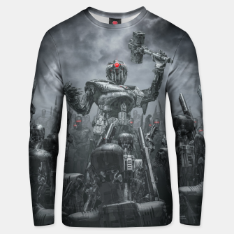 Thumbnail image of Once More Unto The Breach Cotton sweater, Live Heroes
