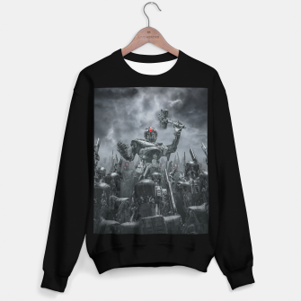 Thumbnail image of Once More Unto The Breach Sweater regular, Live Heroes