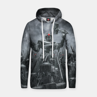 Thumbnail image of Once More Unto The Breach Cotton hoodie, Live Heroes