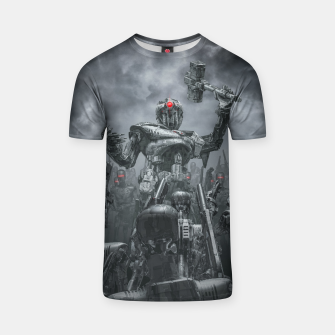 Thumbnail image of Once More Unto The Breach T-shirt, Live Heroes