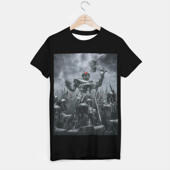 Thumbnail image of Once More Unto The Breach T-shirt regular, Live Heroes