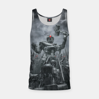 Thumbnail image of Once More Unto The Breach Tank Top, Live Heroes