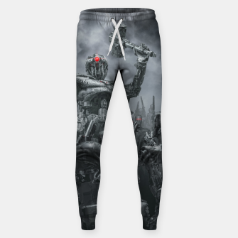 Thumbnail image of Once More Unto The Breach Cotton sweatpants, Live Heroes