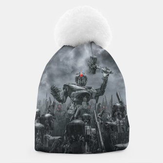 Thumbnail image of Once More Unto The Breach Beanie, Live Heroes