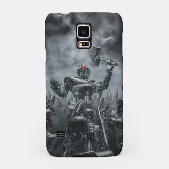 Thumbnail image of Once More Unto The Breach Samsung Case, Live Heroes