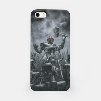 Thumbnail image of Once More Unto The Breach iPhone Case, Live Heroes
