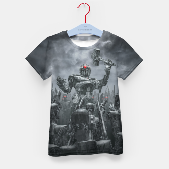 Thumbnail image of Once More Unto The Breach Kid's t-shirt, Live Heroes