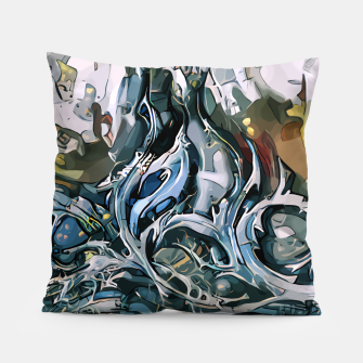 Thumbnail image of Z-Rok Pillow, Live Heroes