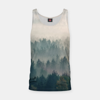 Thumbnail image of Foggy morning Tank Top, Live Heroes