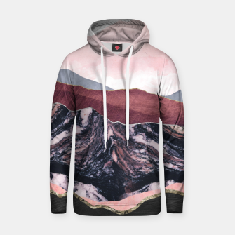 Thumbnail image of Wine Hills Cotton hoodie, Live Heroes