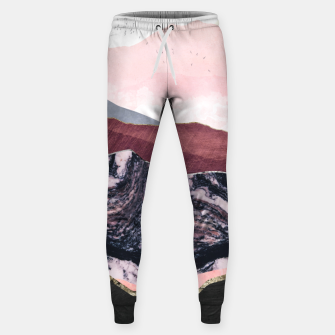 Thumbnail image of Wine Hills Cotton sweatpants, Live Heroes