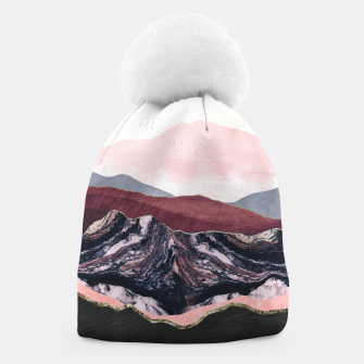 Thumbnail image of Wine Hills Beanie, Live Heroes