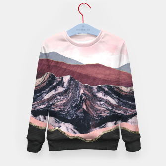 Thumbnail image of Wine Hills Kid's sweater, Live Heroes