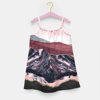 Thumbnail image of Wine Hills Girl's dress, Live Heroes