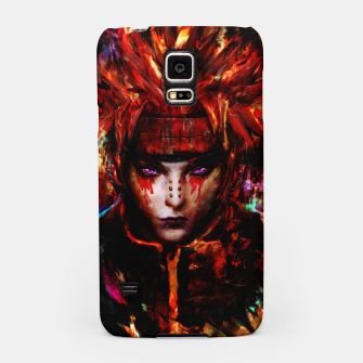Thumbnail image of pain Samsung Case, Live Heroes