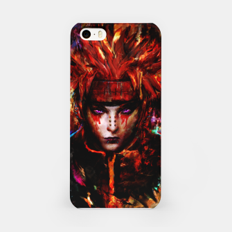 Thumbnail image of pain iPhone Case, Live Heroes