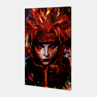 Thumbnail image of pain Canvas, Live Heroes