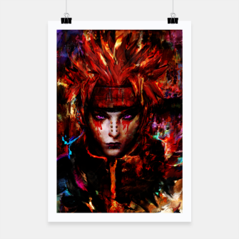 Thumbnail image of pain Poster, Live Heroes