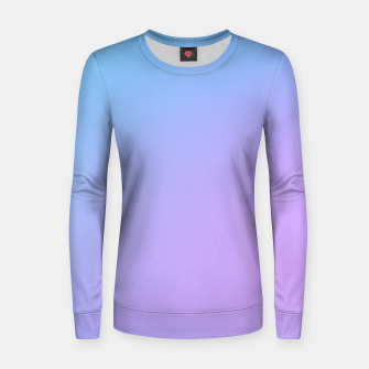 Thumbnail image of Mauve Woman cotton sweater, Live Heroes