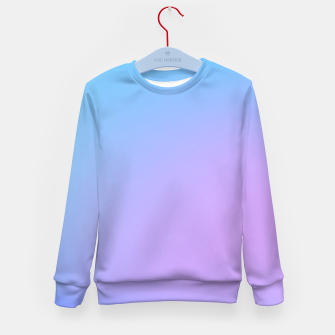 Thumbnail image of Mauve Kid's sweater, Live Heroes
