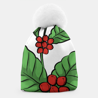 Thumbnail image of Coffee Plant Beanie, Live Heroes