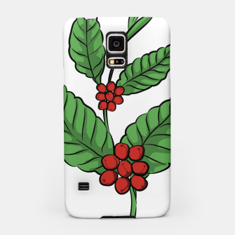 Thumbnail image of Coffee Plant Samsung Case, Live Heroes