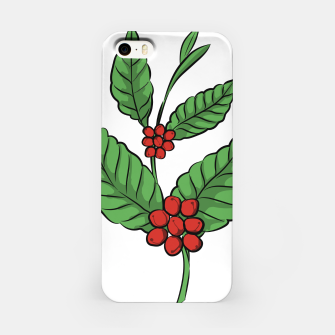 Thumbnail image of Coffee Plant iPhone Case, Live Heroes