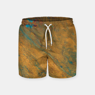Thumbnail image of All That Glitters Swim Shorts, Live Heroes