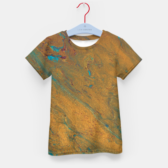 Thumbnail image of All That Glitters Kid's t-shirt, Live Heroes