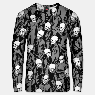 Thumbnail image of Skull Society Cotton sweater, Live Heroes