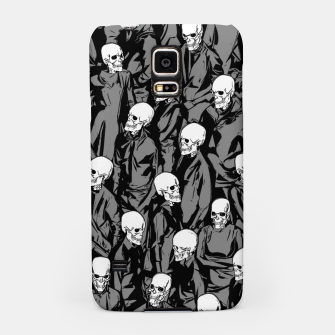 Thumbnail image of Skull Society Samsung Case, Live Heroes