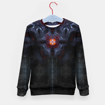 Thumbnail image of Gate Of Tritilirian Kid's sweater, Live Heroes
