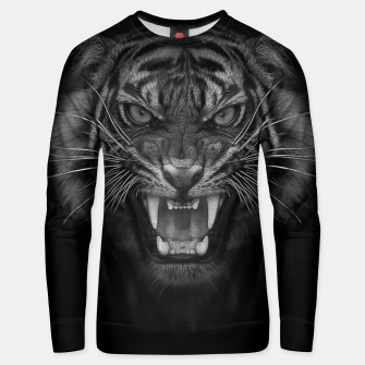Thumbnail image of Heart of a Tiger Cotton sweater, Live Heroes