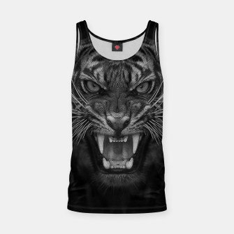 Thumbnail image of Heart of a Tiger Tank Top, Live Heroes
