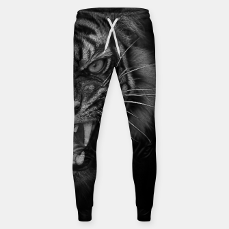 Thumbnail image of Heart of a Tiger Cotton sweatpants, Live Heroes