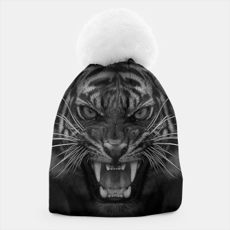 Thumbnail image of Heart of a Tiger Beanie, Live Heroes
