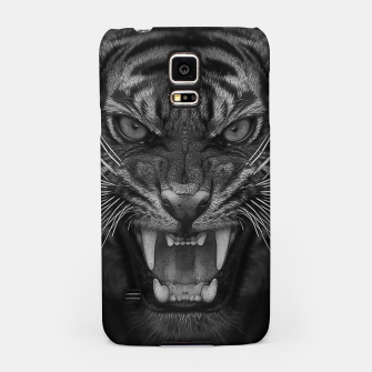 Thumbnail image of Heart of a Tiger Samsung Case, Live Heroes
