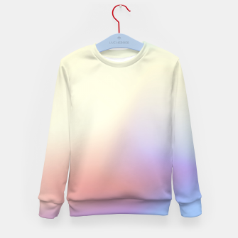 Thumbnail image of Pale Chestnut Kid's sweater, Live Heroes