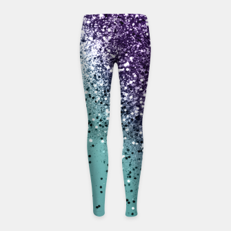 Mermaid Glitter Dream #1 #shiny #decor #art  Kinder-Leggins miniature