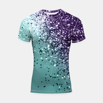 Mermaid Glitter Dream #1 #shiny #decor #art  Shortsleeve rashguard miniature