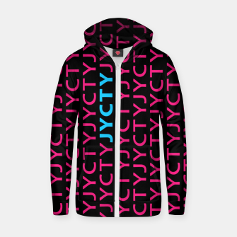 Thumbnail image of P&B Dizzy Cotton zip up hoodie, Live Heroes