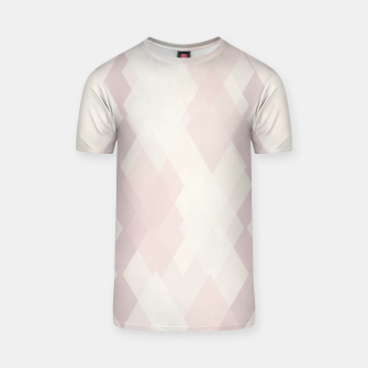 Thumbnail image of Confused Argyle in soft colors T-shirt, Live Heroes