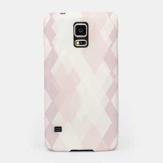 Thumbnail image of Confused Argyle in soft colors Samsung Case, Live Heroes