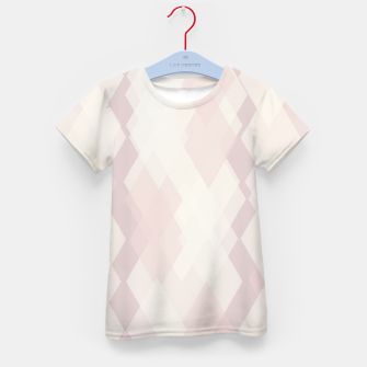 Thumbnail image of Confused Argyle in soft colors Kid's t-shirt, Live Heroes