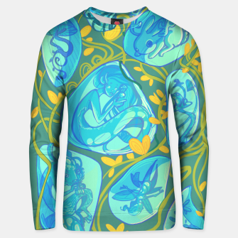 Miniature de image de Gemstone Menagerie Cotton sweater, Live Heroes