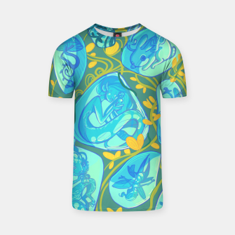 Gemstone Menagerie T-shirt thumbnail image