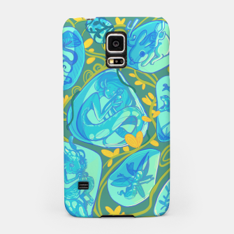 Thumbnail image of Gemstone Menagerie Samsung Case, Live Heroes