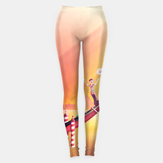Thumbnail image of Venice Seesaw Leggings, Live Heroes
