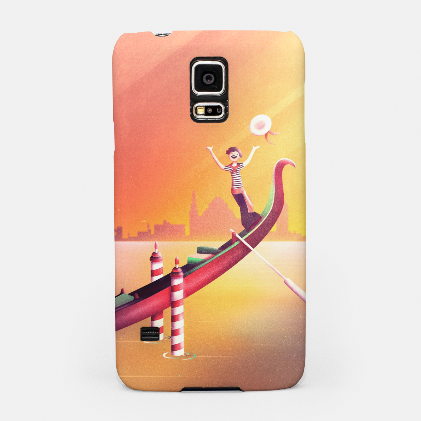 Image of Venice Seesaw Samsung Case - Live Heroes