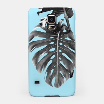 Thumbnail image of Monstera Delight #1 #tropical #decor #art Handyhülle für Samsung, Live Heroes